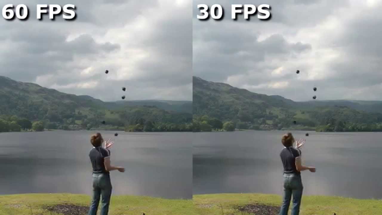 Youtube at 60 FPS - comparison with 30 - YouTube