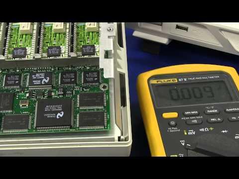 EEVblog #565 - Tektronix TDS3054 Oscilloscope Repair - Part 2