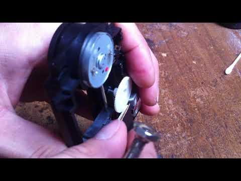 Fix of no disc error, lens cleaning