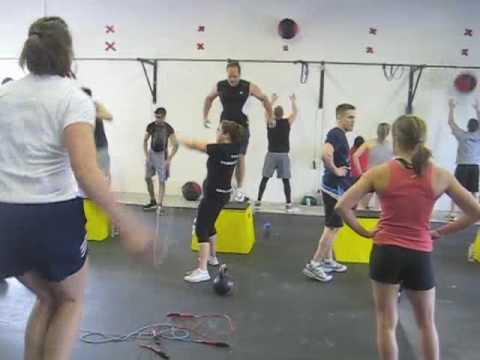 CrossFit Cambridge in Orillia