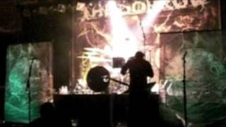 The Sorrow - Saviour Welcome home (live in hohenems 18.12.2009)