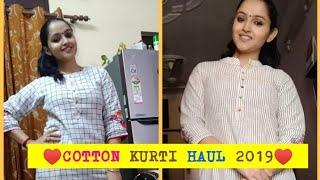 Kurti haul| Affordable kurti haul| Try on haul| Afsana kurti haul| Anupama nainwal ♥️
