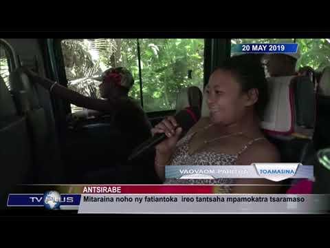 VAOVAOM-PARITRA DU 20 MAI 2019 BY TV PLUS MADAGASCAR