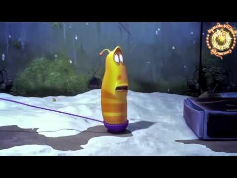 Funny Larva Part 8 7   Cười tẹt ga nào