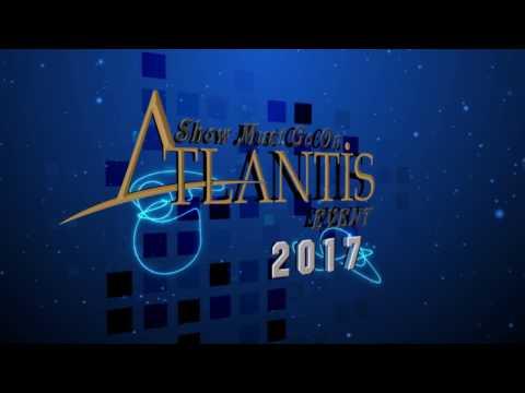 ATLANTIS LED FIRE NEON SHOW (FLAME LIGHT)