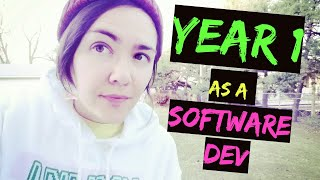 What to expect your 1st year as a software developer