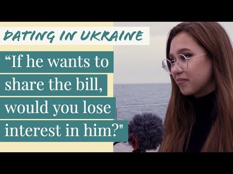 Ukrainian Men Vs Western Men with Luba. Dating In Ukraine from YouTube · Duration:  10 minutes 5 seconds