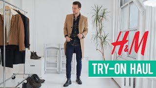 H&M Fall Try-On Haul 2018 | Men's Fashion | Lookbook & Outfit Inspiration