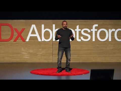 Education: Installing Character | Vijay Manuel | TEDxAbbotsford