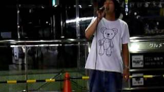 2009.8.11 川崎ルフロン前 岸ぷぅ☆ストリート.