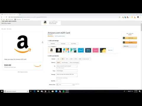 How To Use A Visa/Amex Gift Card On Amazon When The Balance Is Too Low (2019)