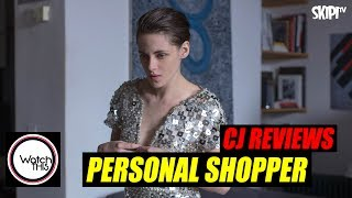 'Personal Shopper' Film Review