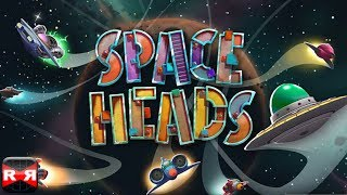 Space Heads! (By Unity Studios) - iOS - iPhone/iPad/iPod Touch Gameplay