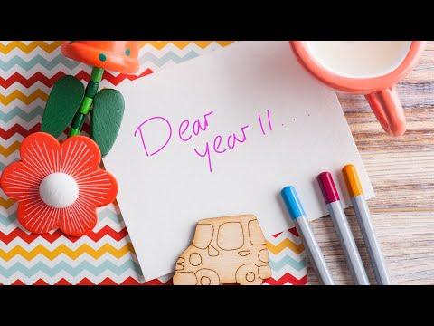 Dear year 11...