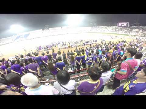 BCC School Anthem After Final Match BCC VS. AC [22-11-2014]