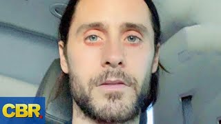 Jared Leto Reacts To Joaquin Phoenix's Joker