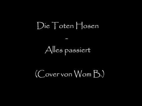Die Toten Hosen - Alles passiert (Cover von Wom B.)