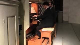 J. S Bach - Toccata Adagio and Fugue in C Major 564