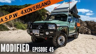 Toyota Troopy, 4XOverland Modified Episode 45 (feat A.S.P.W)