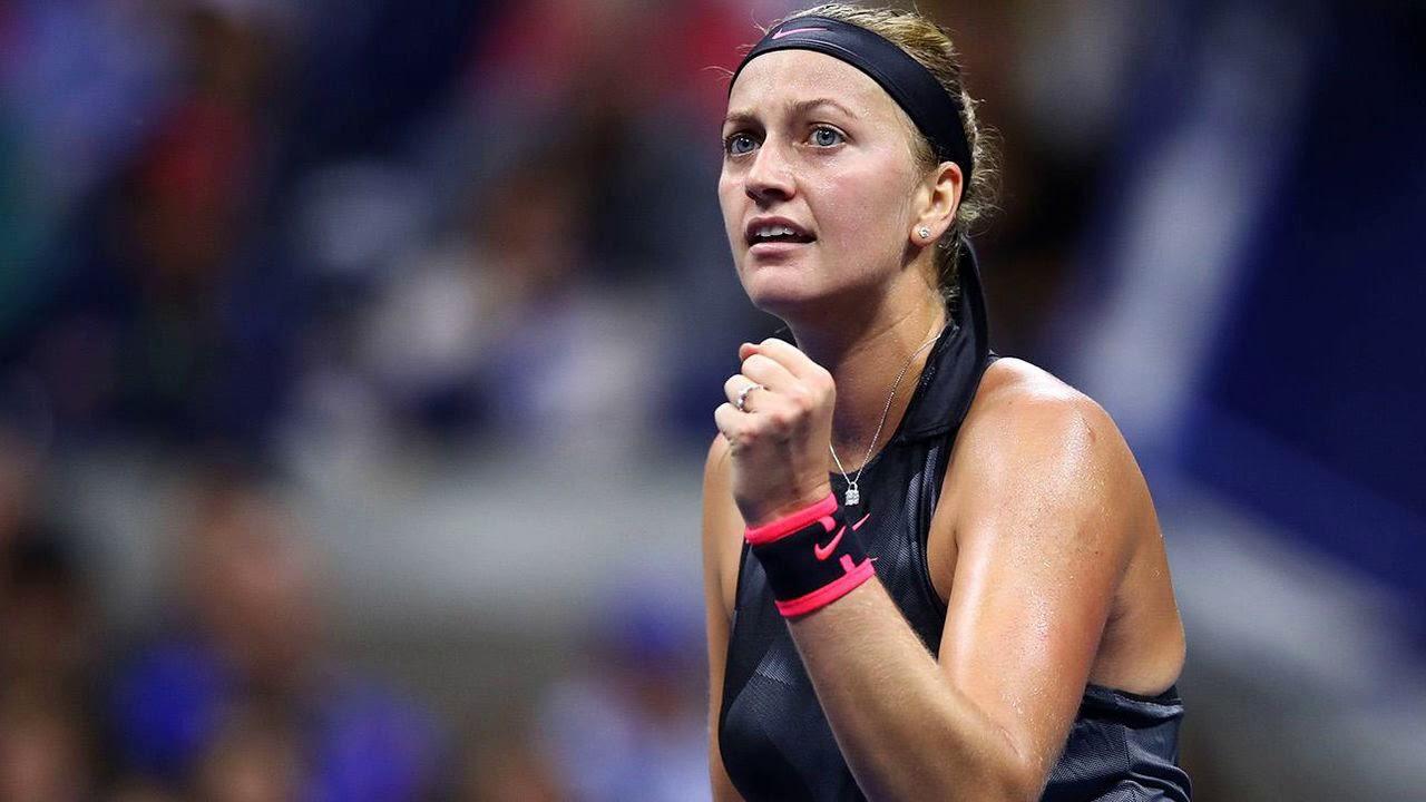 Petra Kvitova Upsets Garbine Muguruza to Reach US Open Quarterfinals After ...