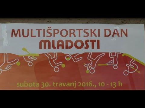 Emisija Sport report specijal -Multišport Dan Mladosti