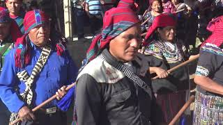 Guatemala, costumbre del baile de la vara  (27)