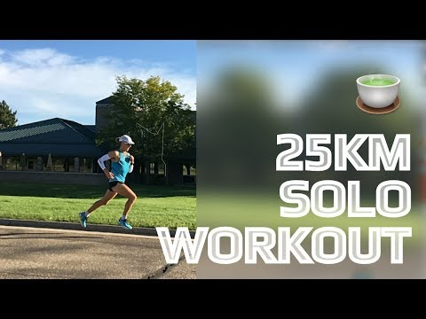 New Endure Episode: 25km Solo workout in Colorado