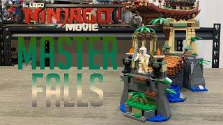 The LEGO Ninjago Movie Master Falls - Review