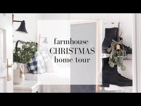 christmas-home-tour-2018-|-farmhouse-style-christmas-decor-|-minimalist-christmas-decorations