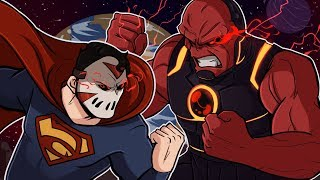DARKSEID IS A BEAST! | Injustice 2 (vs H2O Delirious)