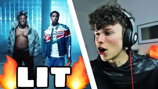 FIRST TIME hearing BANDIT - JUICE WRLD ft NBA YOUNGBOY (Reaction)