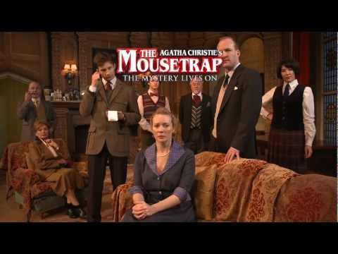 Agatha Christie's The Mousetrap Mousetrap - London Show 60th Anniversary Reel.