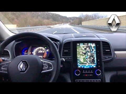 Renault Koleos 2020 190 Ps Top Speed