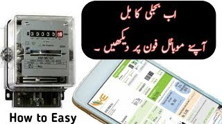 How to check Electricity Bill online in You