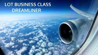 LOT POLISH AIRLINES BUSINESS CLASS | DREAMLINER | LOT KLASA BIZNES DREAMLINER