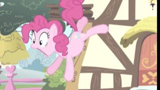 Mayor Pinkie has a funny aneurism