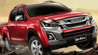 2019 Isuzu D Max is coming to the scene very soon