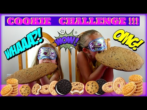 COOKIE CHALLENGE - Magic Box Toys Collector