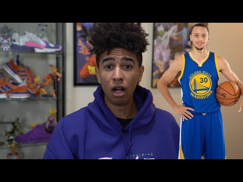 Embarrassing Myself While Meeting Steph Curry! - STORYTIME