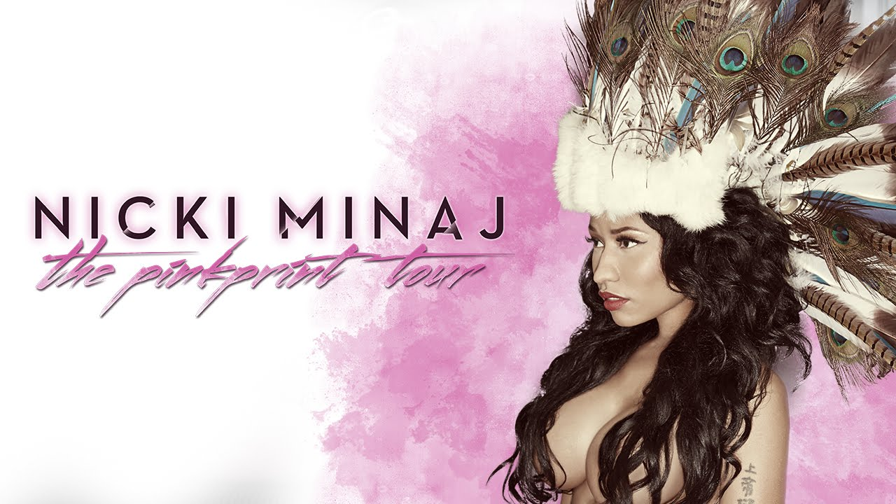 Tour Update: Nicki Minaj Announces The Pinkprint Tour