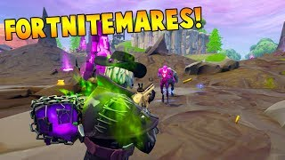 *NUEVO* FORTNITE NIGHTMARES o FORTNITEMARES #PESADILLA DESCEREBRADA! 💀👻