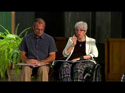 Festival de l'Assomption 2017 - Prédication : Maryse Cantin