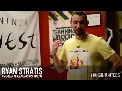 Team Ninja Warrior: Ryan Stratis