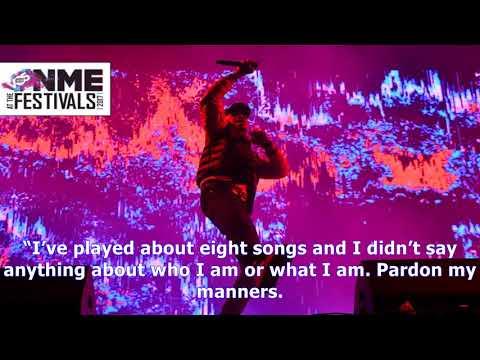 MTV News - Chance the rapper praises 'extraordinary' crowd as he headlines las vegas' life is beaut
