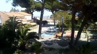 hotel restaurant le ceinturon à hyeres l'ayguade chambre avec vue sur mer
