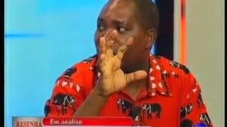 Muchanga  No programa Resenha semanal na      Tudo o que acontece em Moçambique e no Mundo   Faceboo