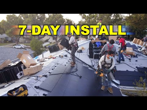 How Tesla Solar Transforms Our Roof