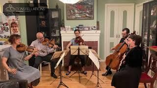 Pogossian Family Quintet: Brahms - Clarinet Quintet, Allegro
