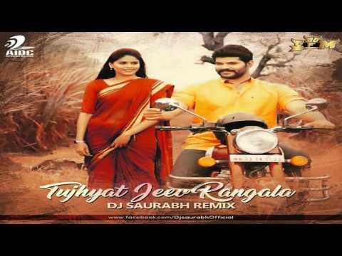 Tujhyat Jeev Rangala - Dj Saurabh Remix