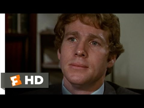 Love Story (7/10) Movie CLIP - Jenny Is Dying (1970) HD